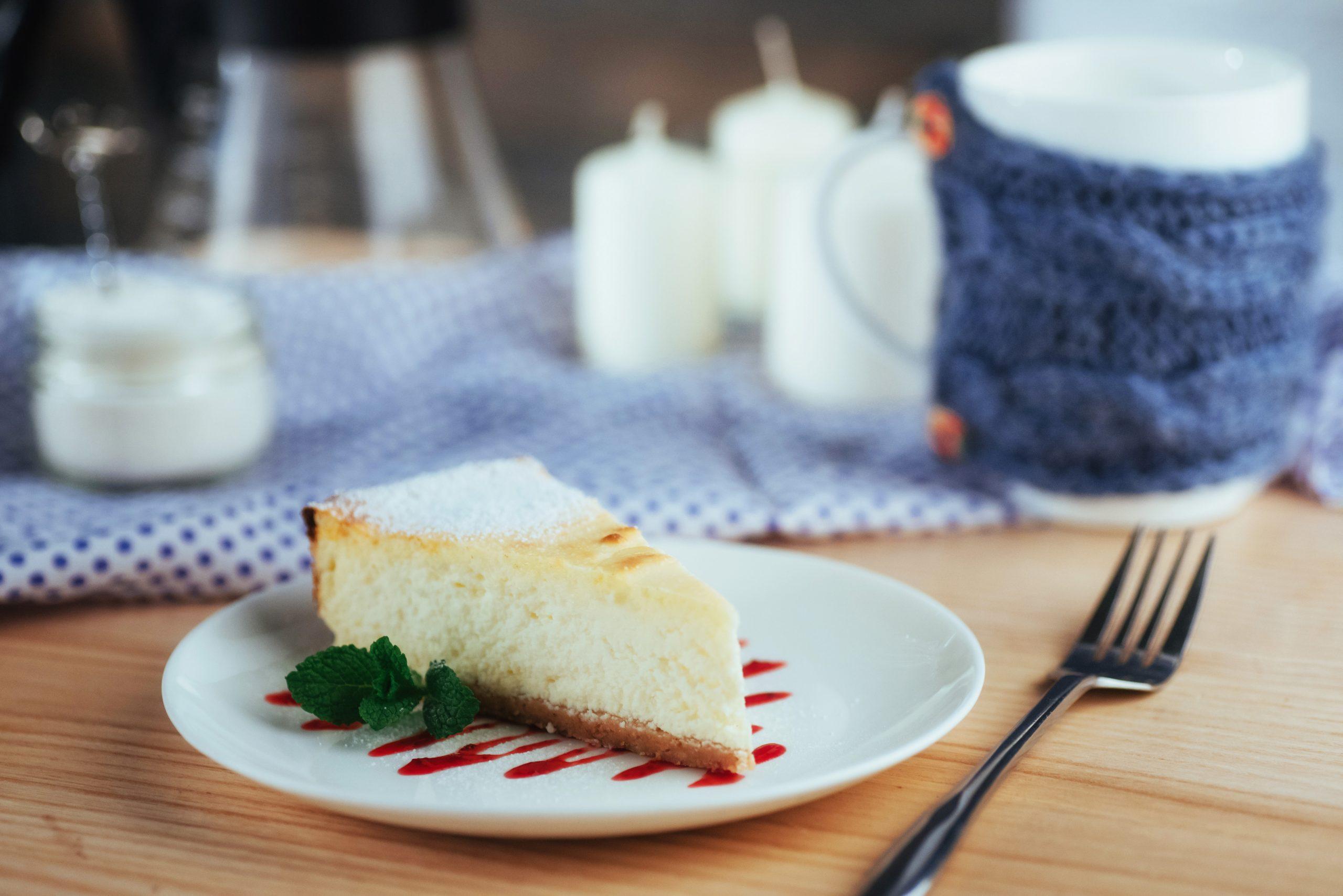 Baked Ricotta Cake