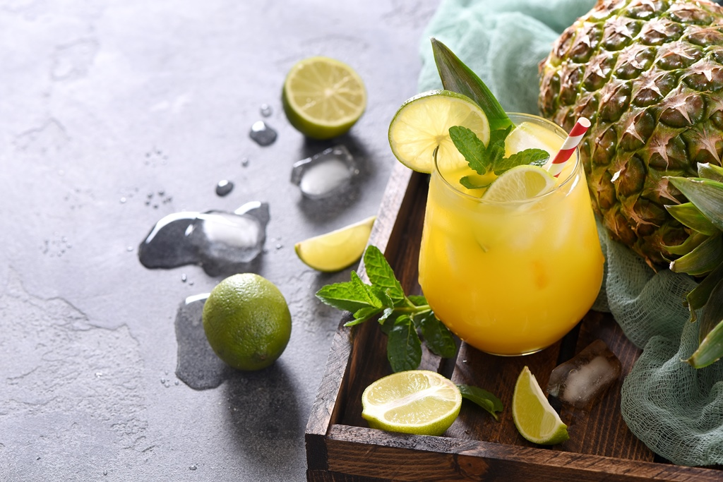 Pineapple Screwdriver