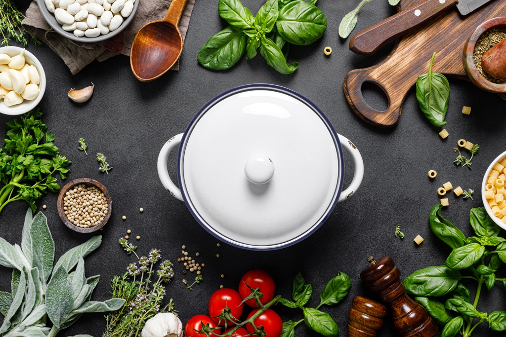 10 Tips For Cooking With Herbs
