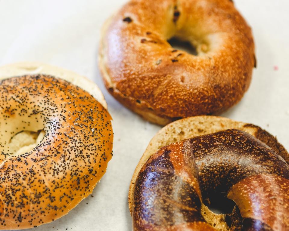 New York-Style Bagel
